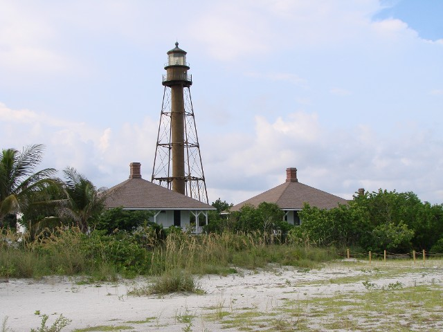 Beach Water Tower